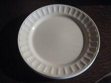 Assiette plate ancienne Corona