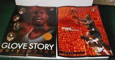 Seattle Supersonics NBA Poster Gary Payton Glove Story Shawn Kemp Rude Awakening
