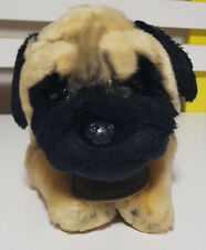 YOMIKO CLASSICS PUG PUPPY DOG PLUSH TOY! SOFT TOY ABOUT 39CM LONG KIDS TOY!