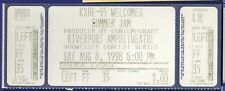 KSHE 95 Summer Jam Aug 8 1998 Blue Oyster Cult April Wine Nazareth Ticket