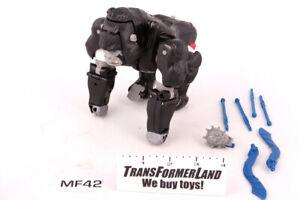 Optimus Primal 100% Complete Ultra Beast Wars Transformers