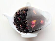Victorian Rose Black Tea in Pyramid Sachets