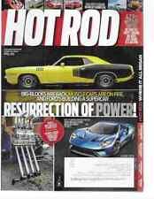 Hot Rod Magazine - June 2015 - $400,000 Ford GT, 60-0 MPH Brake Shootout