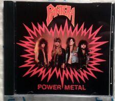 Pantera - Power Metal CD * Free Fast Shipping