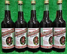 (18,56€/L) 5x Meininger Rhöntropfen Magenbitter 0,7l  Ostprodukt Versand 0€