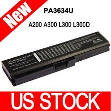 For Toshiba Satellite battery PA3634U-1BRS PA3634U-1BAS US