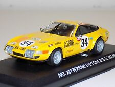 1/43 Detail Cars Ferrari 365 GTB/4 Daytona car #34 24 Hours of LeMans 1970 287