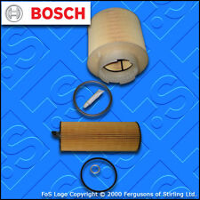 SERVICE KIT for AUDI A6 (C6) 2.7 TDI BOSCH OIL AIR FILTERS (2004-2008)