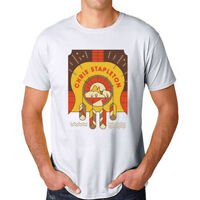 Chris Stapleton Logo Men's White T-Shirt Size S M L XL 2XL 3XL