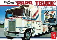AMT KENWORTH PAPA TRUCK 1/25 TYRONE MALONE Model Car Mountain KIT FS IN STOCK!