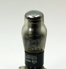 Hickok Tested NOS RCA 0A3 Voltage Regulator Tube