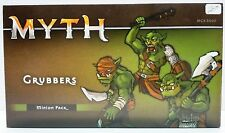 Myth Grubbers Minion Pack Megacon Games 2014 Miniature Expansion MCX5002