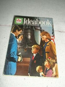 1968 S&H GREEN STAMPS IDEABOOK Catalog 178 PG Sperry & Hutchinson