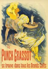 AP51 Vintage French Roussel Horse Racing Cheret Advertisement Poster A1//A2//A3//A4