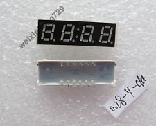 LED Display 0.54inch 2 Digit 14 Segment RED Tube CA Display Common Anode 18-Pin