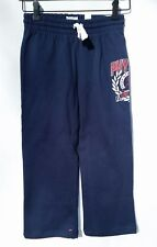 Children's Place Kids Phys. Ed. Track Navy Blue Sweat Pants Size 5/6 NWT