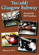 The (old) Glasgow Subway (Underground Railway) DVD