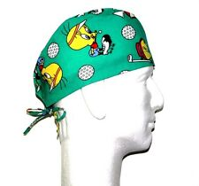 Tweety Bird Scrub Hat