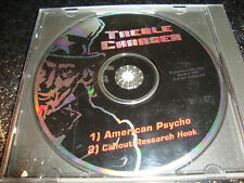 TREBLE CHARGER cd single AMERICAN PSYCHO free US ship