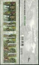 ISRAEL 2007 Stamp Booklet HULA NATURE RESERVE - ANIMALS  MNH (Very Nice)