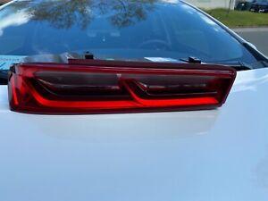 CHEVROLET CAMARO 16-18 GENUINE OEM GM LED LEFT DRIVER TAIL LIGHT, P# 84136772