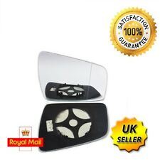 Right Driver Side Heated Wing Door Mirror Glass for VAUXHALL ZAFIRA  2010 - 2015