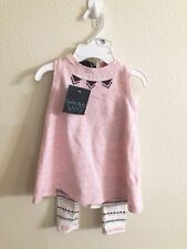 Cynthia Rowley Baby Girl Outfit And Headband