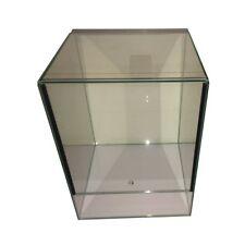 Terrarium mit Falltür - 30 x 30 x 20 cm - Spinnen Eidechsen Käfer Vollglas