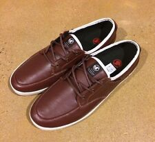 DVS Landmark Size 12 Brick Leather BMX DC Skate Deck Boat Shoes Sneakers