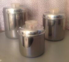 Vintage REVERE WARE 1801 CANISTERS