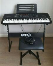 RockJam RJ761-SK 61 Keyboard Digital Piano Kit