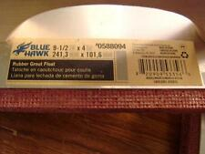 """Lot of 3 Blue Hawk Rubber Float Grout 9-1/2"""" x 4"""" #0588094 BRAND NEW"""