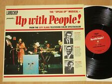"""12"""" Lambchop - The """"Speak Up"""" Musical - Up With People! - Mint"""