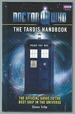 Doctor Who: The Tardis Handbook Steve Tribe BBC Hardback 2010 Good Condition