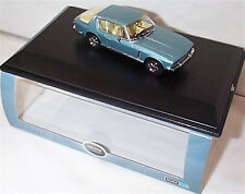 1:43 Jensen Interceptor MK1 Crystal Blue New in case 43JI009