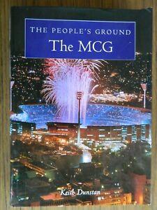 THE PEOPLE'S GROUND - THE MCG