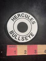 HERCULES BULLSEYE Gun / Ammo Related Advertising Patch C93N