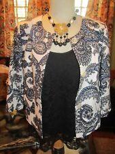 Talbots Jacket Gorgeous Floral & Paisley Sz 6- Perfect Worn Once!
