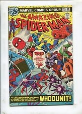 The Amazing Spider-Man #155 - Whodunit!? - (9.0) 1976