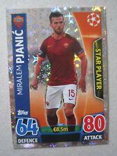 Champions League 2015/16 Star Player card Miralem Pjanic of Roma
