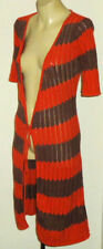 Tunic Thin Knit Striped Regular Jumpers & Cardigans for Women