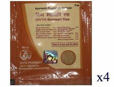 Divya Swasari Ras Powder for Lung Problems Bronchitis & Cough Cold Asthama 40g