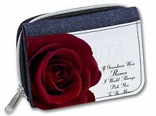 'If Grandma's Were Roses' Girls/Ladies Denim Purse Wallet Christmas Gi, GRA-R4JW