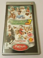 SMASH COURT TENNIS 3 - Sony PSP Playstation Portable Game UMD Free Post