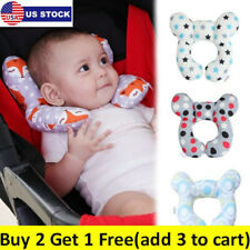 Baby Infant Memory Pillows For Newborn Head Protection Prevent Flat Head Support