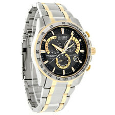 Citizen Eco-Drive Mens Perpetual Calendar Radio Control Watch AT4004-52E