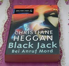 Christiane Heggan Black Jack Bei Anruf Mord Krimi Thriller