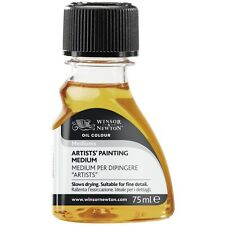 Winsor & Newton Artists' Painting Medium for Oil Colour 75ml