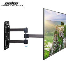 "Articulating Full Motion TV Wall Mount Tilt Swivel For 17""20""26""32""37""42""50""55"""