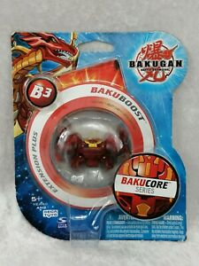 Figurine rouge BAKUGAN battle Brawlers B3 BAKUCORE SPIN MASTER